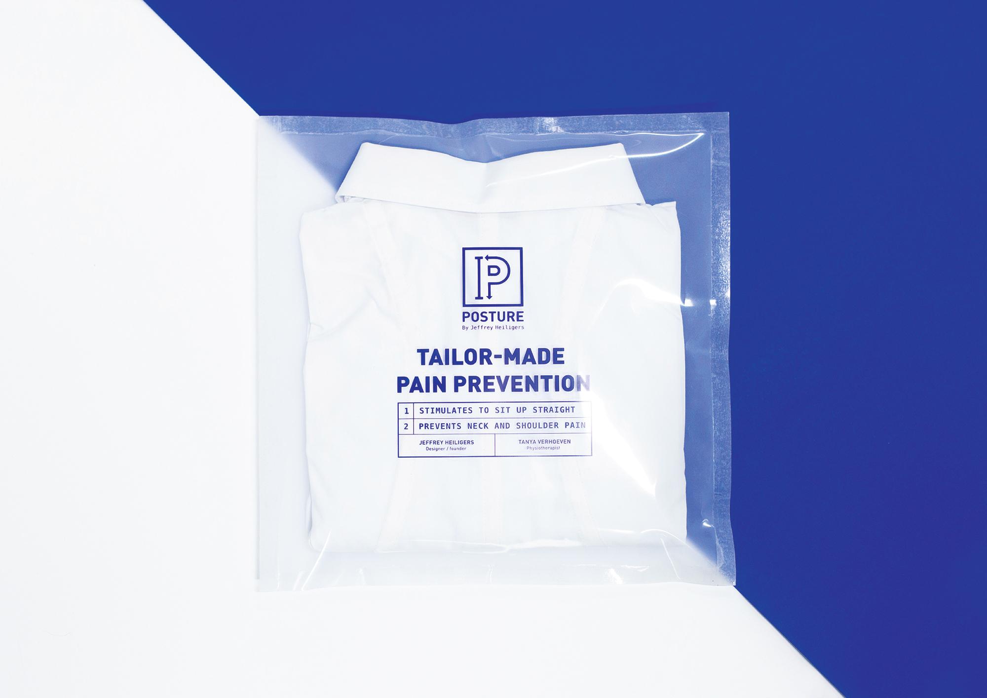 posture verpakking design